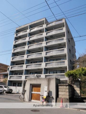 千葉県船橋市、船橋駅徒歩7分の築21年 7階建の賃貸マンション