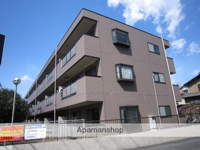 千葉県船橋市、東船橋駅徒歩8分の築20年 3階建の賃貸マンション
