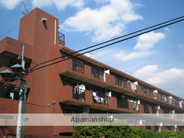 千葉県市川市、本八幡駅徒歩7分の築27年 5階建の賃貸マンション