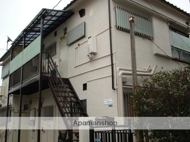 千葉県市川市、市川駅徒歩12分の築31年 2階建の賃貸アパート