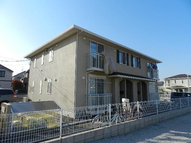 千葉県市川市、下総中山駅徒歩19分の築8年 2階建の賃貸アパート