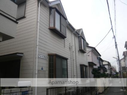 千葉県市川市、本八幡駅徒歩13分の築27年 2階建の賃貸アパート