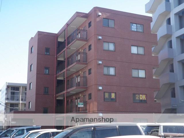 千葉県船橋市、船橋駅徒歩5分の築31年 5階建の賃貸マンション