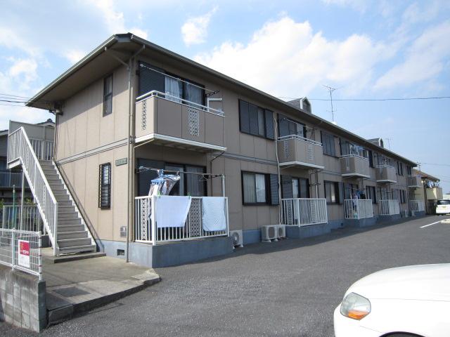 千葉県船橋市、船橋法典駅徒歩20分の築14年 2階建の賃貸アパート