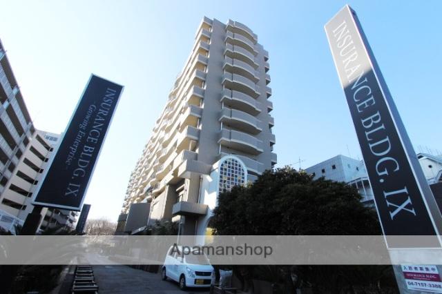 千葉県船橋市、船橋法典駅徒歩22分の築24年 11階建の賃貸マンション