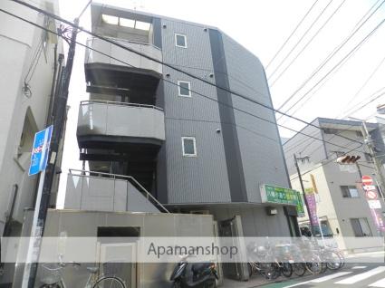 千葉県市川市、本八幡駅徒歩5分の築27年 4階建の賃貸マンション