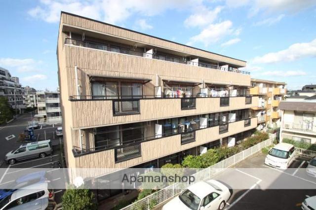 千葉県船橋市、下総中山駅徒歩15分の築24年 4階建の賃貸マンション