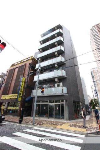 千葉県市川市、市川駅徒歩2分の築3年 7階建の賃貸マンション