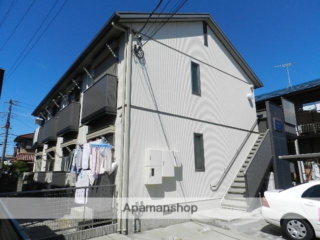 千葉県船橋市、船橋駅徒歩21分の築9年 2階建の賃貸アパート