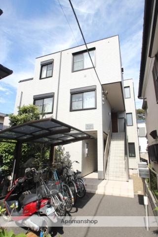千葉県市川市、下総中山駅徒歩7分の築5年 3階建の賃貸マンション