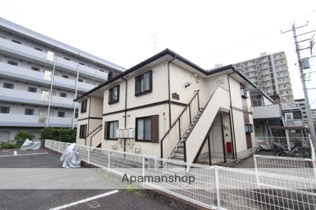 千葉県船橋市、西船橋駅徒歩13分の築22年 2階建の賃貸アパート