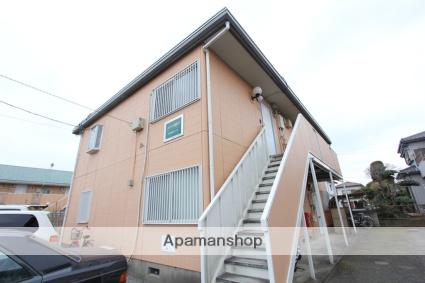千葉県市川市、矢切駅徒歩20分の築26年 2階建の賃貸アパート