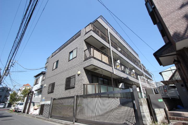 千葉県船橋市、船橋駅徒歩11分の築20年 3階建の賃貸マンション