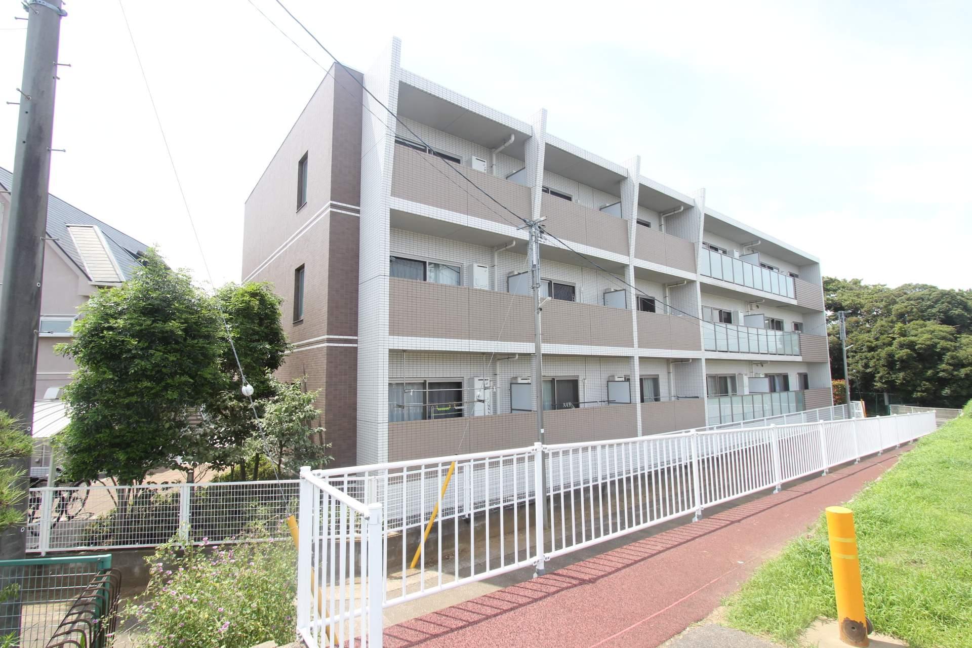 千葉県市川市、西船橋駅徒歩18分の築6年 3階建の賃貸マンション