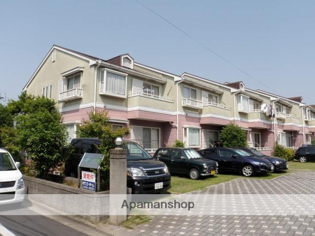 千葉県習志野市、東船橋駅徒歩17分の築21年 2階建の賃貸アパート