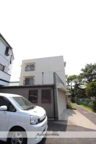 千葉県市川市、下総中山駅徒歩22分の築36年 3階建の賃貸マンション