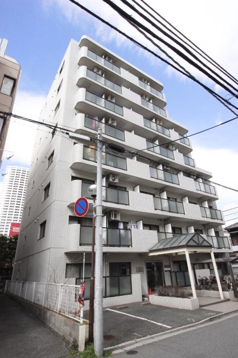 千葉県船橋市、船橋駅徒歩12分の築26年 8階建の賃貸マンション