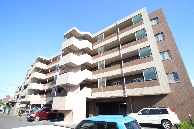千葉県船橋市、船橋駅徒歩12分の築15年 5階建の賃貸マンション