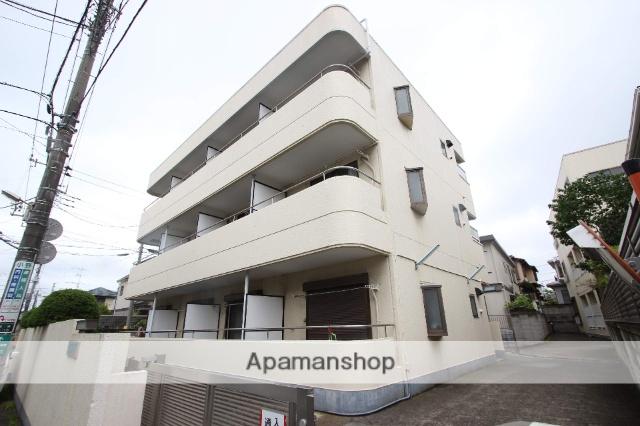 千葉県船橋市、船橋駅徒歩9分の築30年 3階建の賃貸マンション