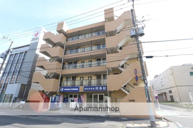 千葉県船橋市、西船橋駅徒歩12分の築36年 5階建の賃貸マンション