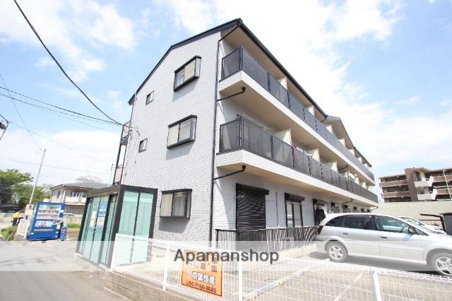 千葉県船橋市、塚田駅徒歩3分の築21年 3階建の賃貸アパート