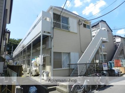 千葉県市川市、市川大野駅徒歩23分の築28年 2階建の賃貸アパート