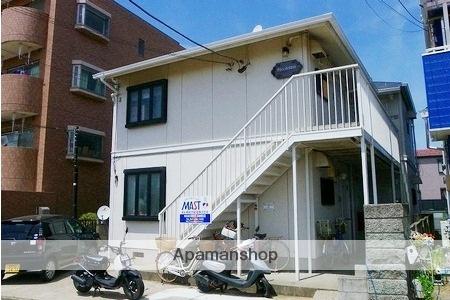 千葉県船橋市、塚田駅徒歩15分の築22年 2階建の賃貸アパート
