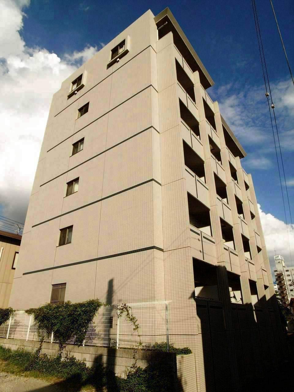 千葉県船橋市、西船橋駅徒歩7分の築8年 6階建の賃貸マンション