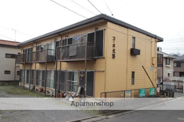 千葉県市川市、市川大野駅徒歩9分の築32年 2階建の賃貸アパート