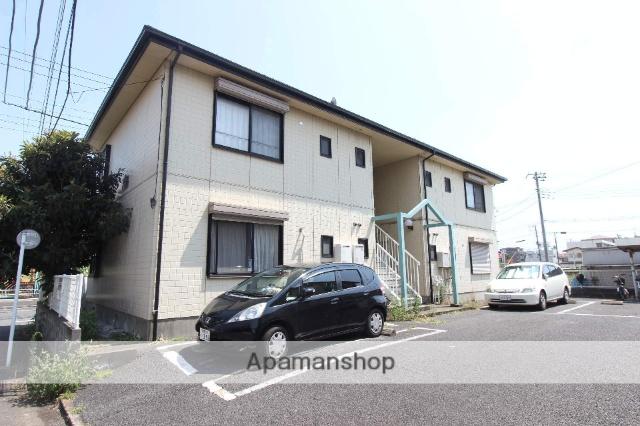 千葉県船橋市、原木中山駅徒歩1分の築22年 2階建の賃貸アパート