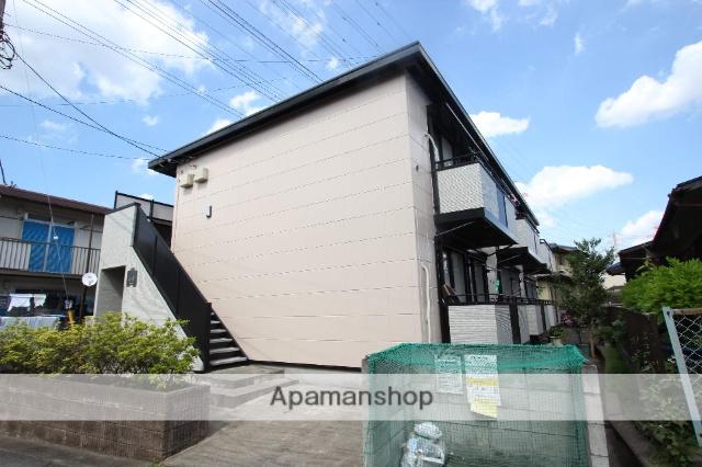 千葉県船橋市、西船橋駅徒歩22分の築19年 2階建の賃貸アパート
