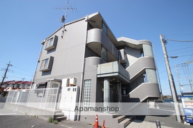 千葉県船橋市、船橋法典駅徒歩3分の築14年 3階建の賃貸マンション