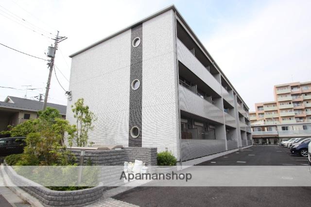 千葉県船橋市、塚田駅徒歩2分の築2年 3階建の賃貸マンション
