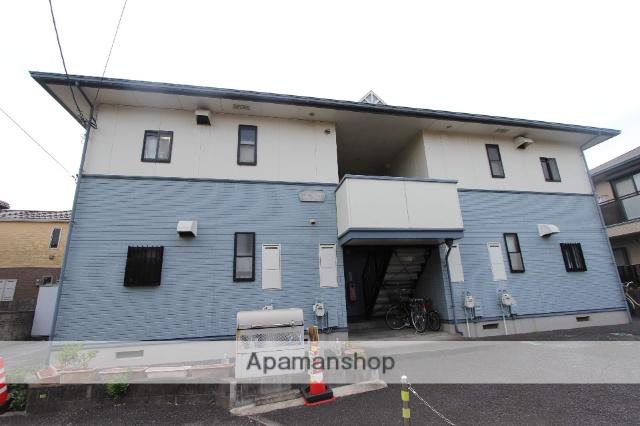 千葉県船橋市、船橋駅徒歩7分の築19年 2階建の賃貸アパート