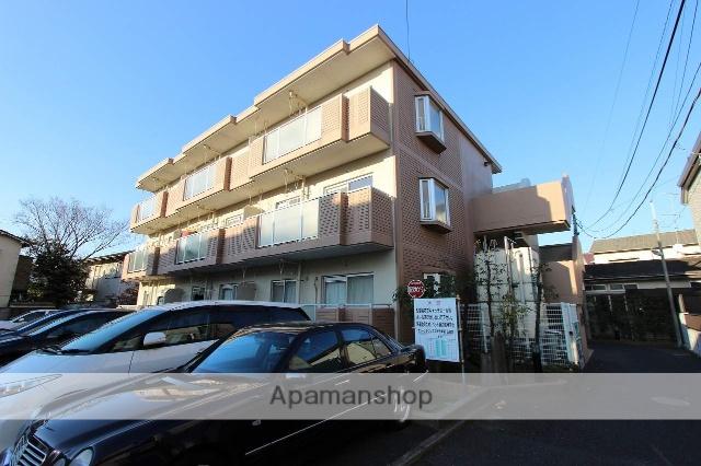 千葉県市川市、菅野駅徒歩5分の築26年 3階建の賃貸マンション