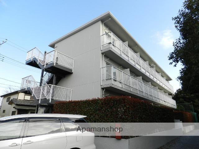 千葉県船橋市、船橋駅徒歩13分の築23年 3階建の賃貸マンション