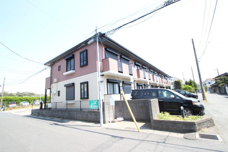 千葉県市川市、本八幡駅徒歩22分の築20年 2階建の賃貸アパート