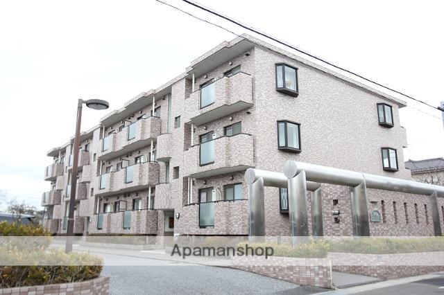 千葉県市川市、下総中山駅徒歩24分の築23年 3階建の賃貸マンション