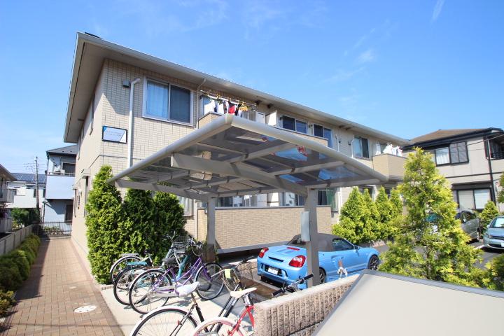 千葉県市川市、本八幡駅徒歩29分の築6年 2階建の賃貸アパート
