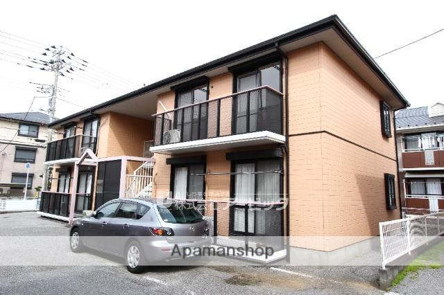 千葉県市川市、本八幡駅徒歩12分の築24年 2階建の賃貸アパート