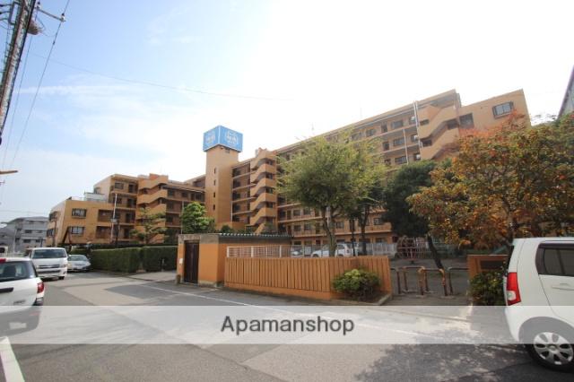 千葉県市川市、原木中山駅徒歩8分の築30年 7階建の賃貸マンション