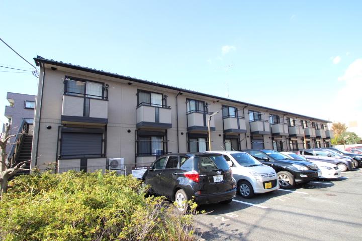 千葉県船橋市、西船橋駅徒歩14分の築15年 2階建の賃貸アパート