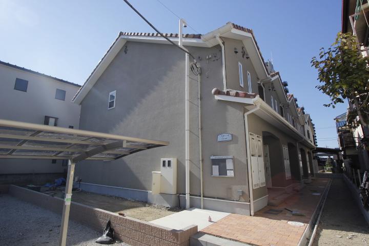 千葉県船橋市、船橋駅徒歩18分の築6年 2階建の賃貸アパート