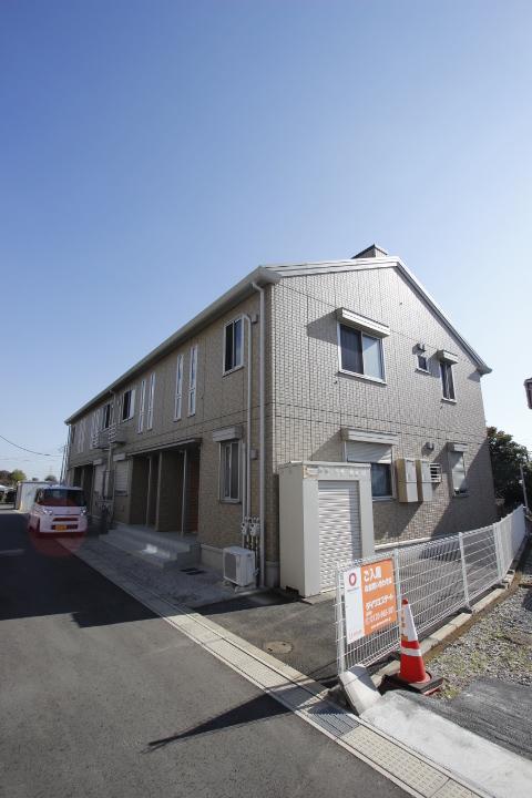 千葉県船橋市、船橋法典駅徒歩15分の築7年 2階建の賃貸アパート
