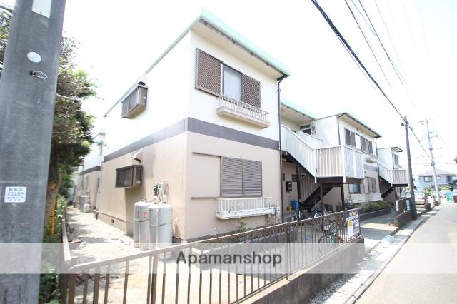 千葉県市川市、船橋法典駅徒歩17分の築29年 2階建の賃貸アパート