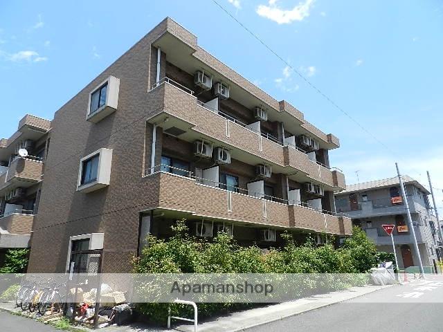 千葉県船橋市、下総中山駅徒歩11分の築18年 3階建の賃貸マンション