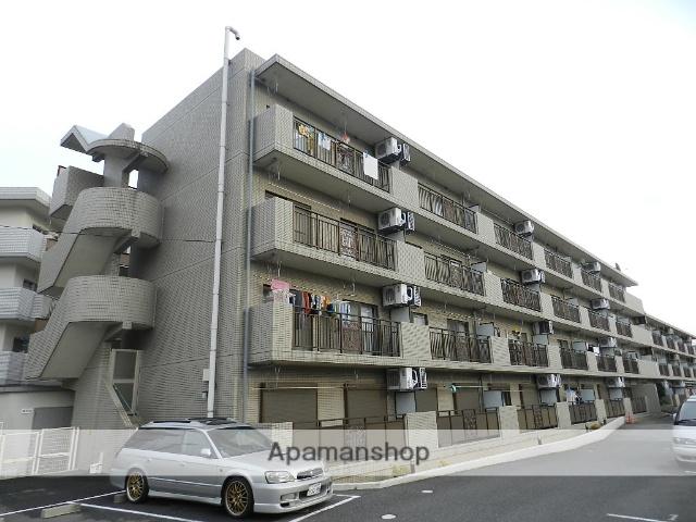 千葉県船橋市、船橋駅徒歩10分の築22年 4階建の賃貸マンション