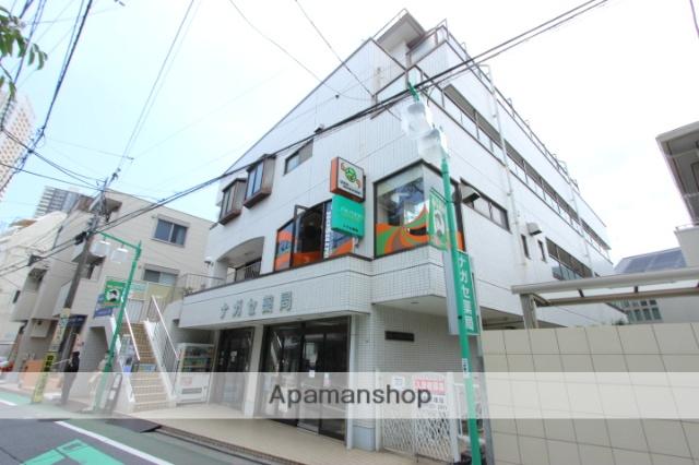 千葉県市川市、本八幡駅徒歩6分の築28年 5階建の賃貸マンション