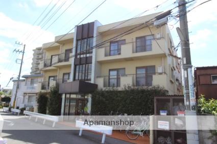 千葉県市川市、下総中山駅徒歩7分の築31年 3階建の賃貸マンション