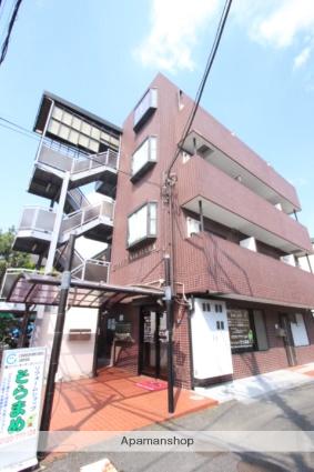 千葉県市川市、本八幡駅徒歩19分の築26年 4階建の賃貸マンション